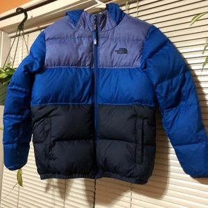"Boys The NorthFace ""MoonDoggy Puffer Size L(14/16)"